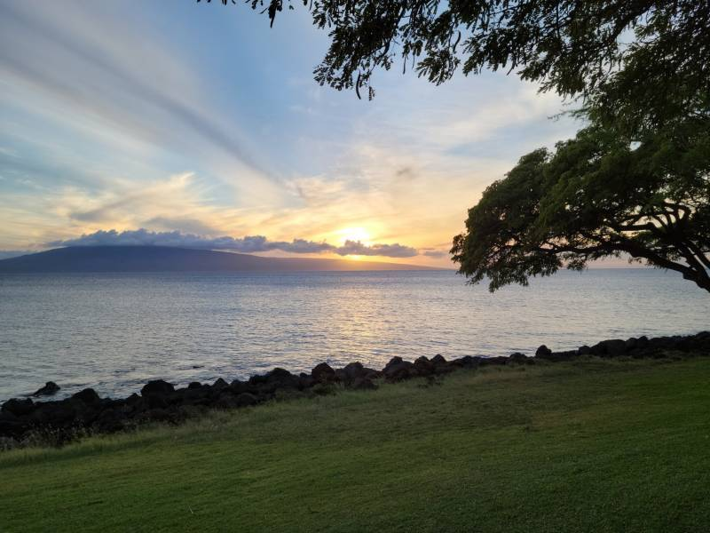 Sunset at Wahikuli