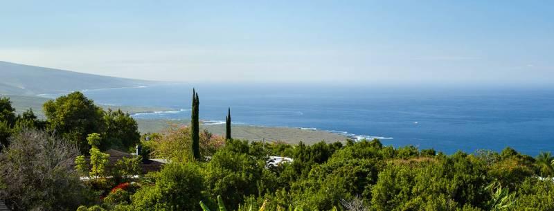 views from big island