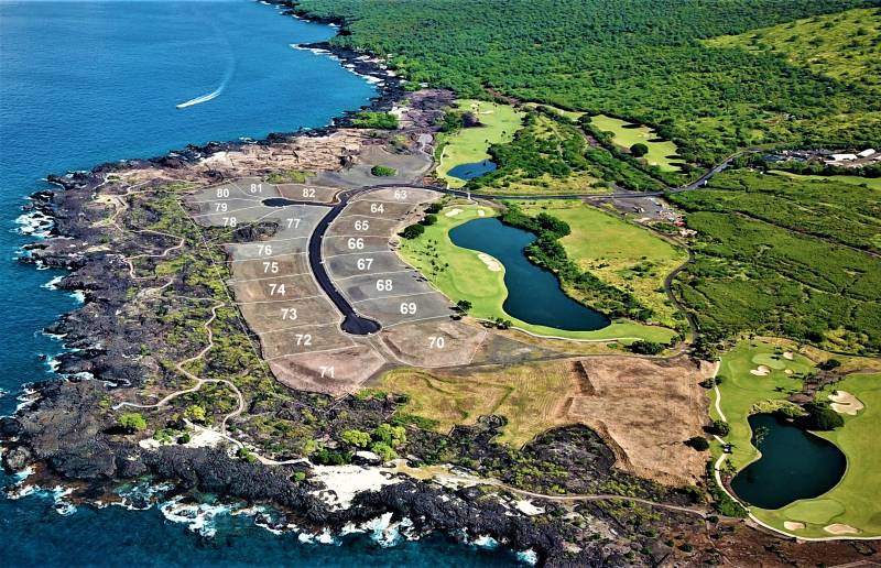 oceanside lots for sale at hokulia