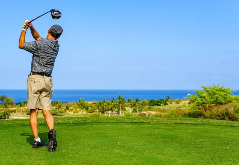 world class golf at hokulia