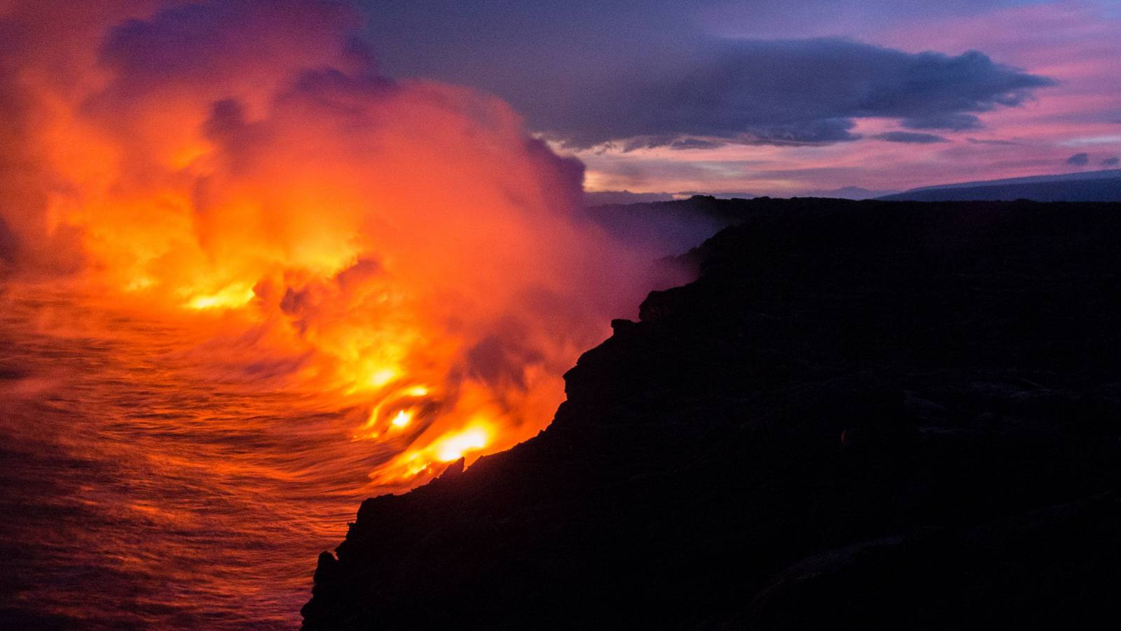 lava zones on the big island