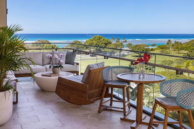 view from honolulu condo for sale