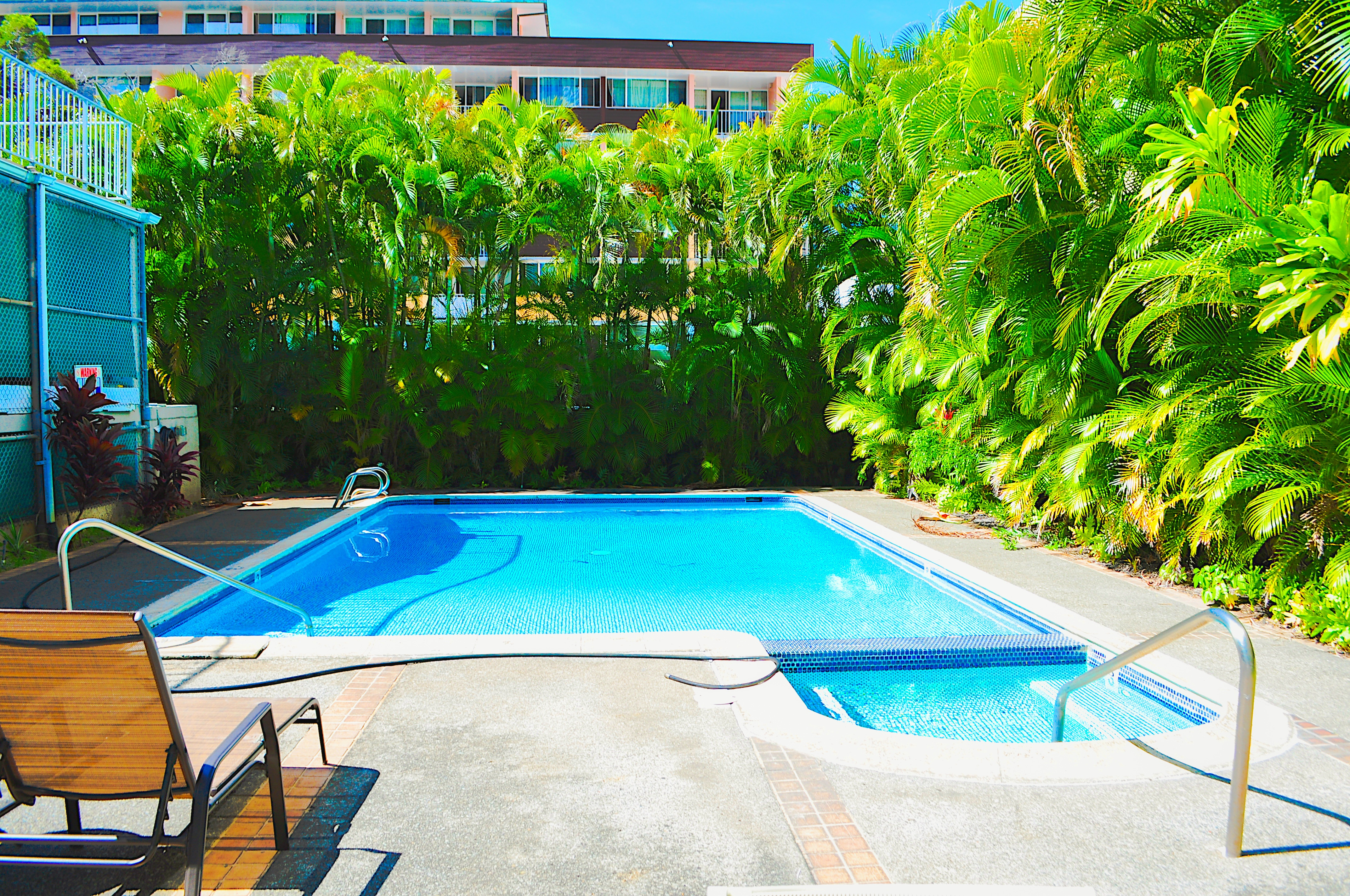 pool at Punahou Regency
