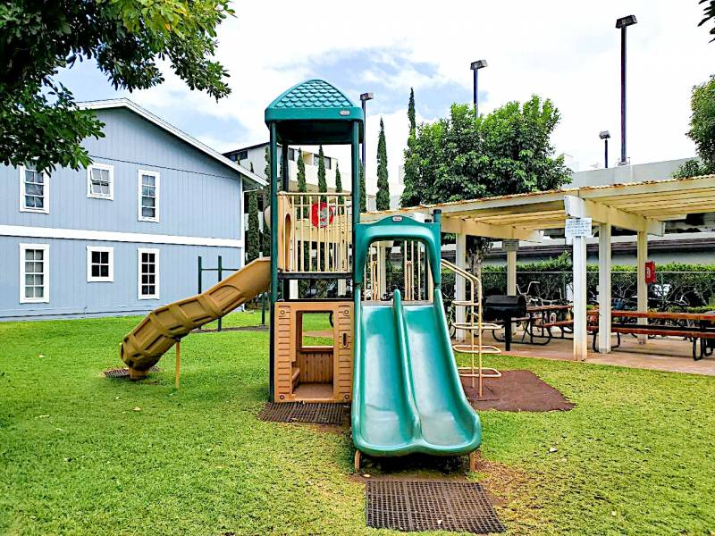 condo amenities include playground