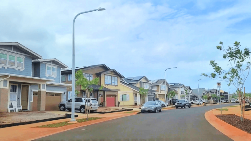 oahu master planned community