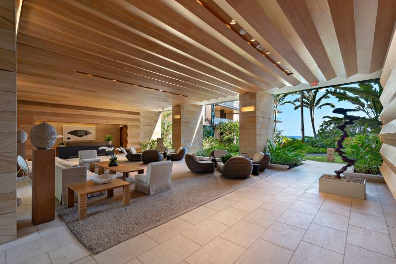 amenities at the courtyard condos on oahu