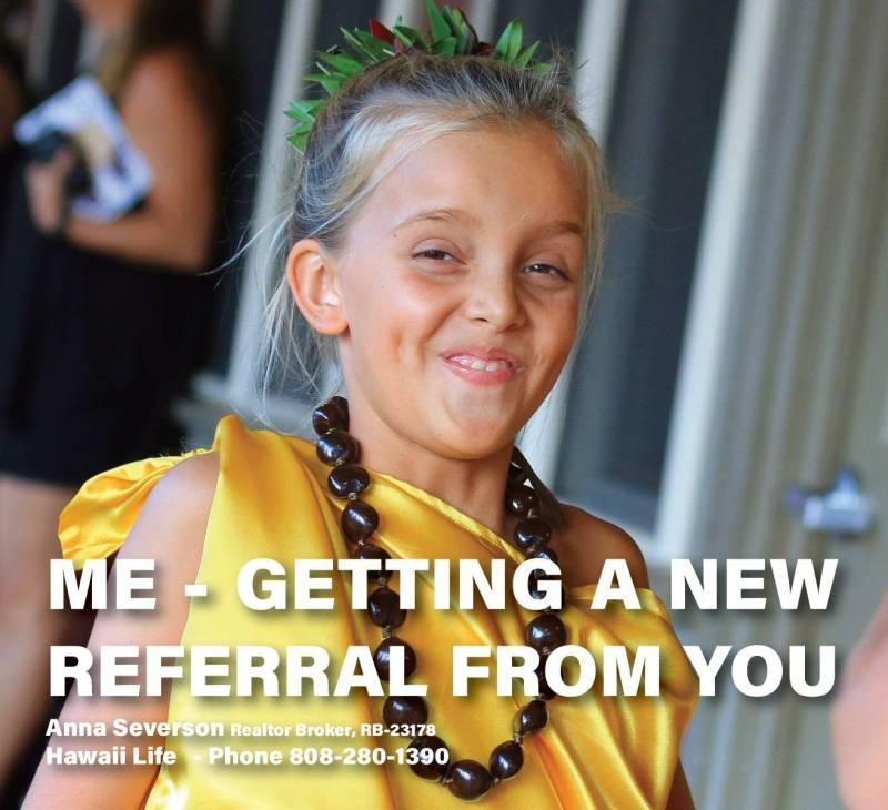 real estate referrals