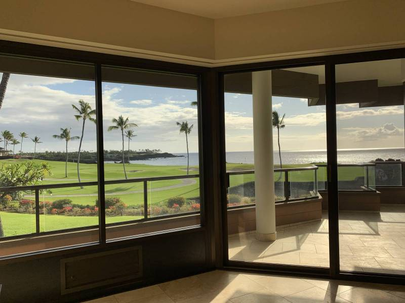 Mauna Lani Point E204 view