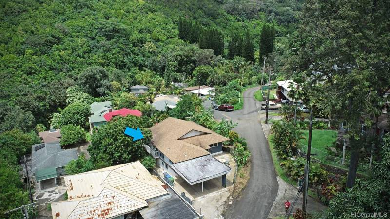 home for sale in palolo valley