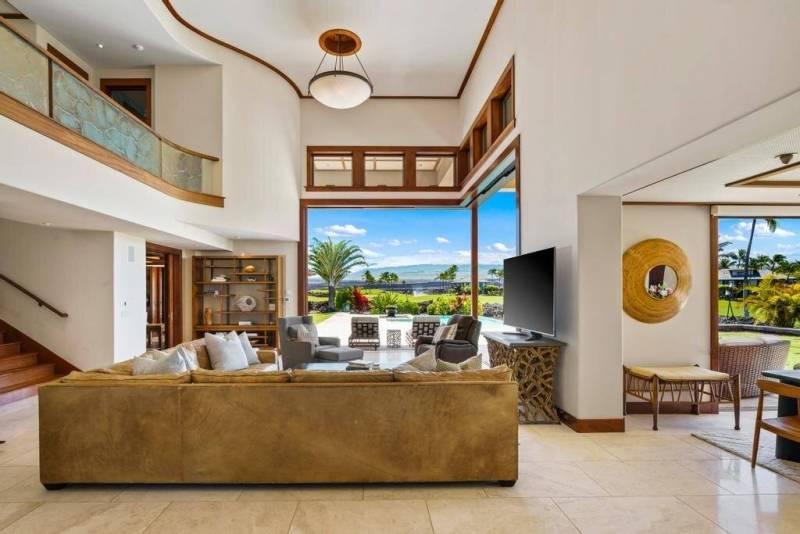 indoor outdoor living captures the breeze