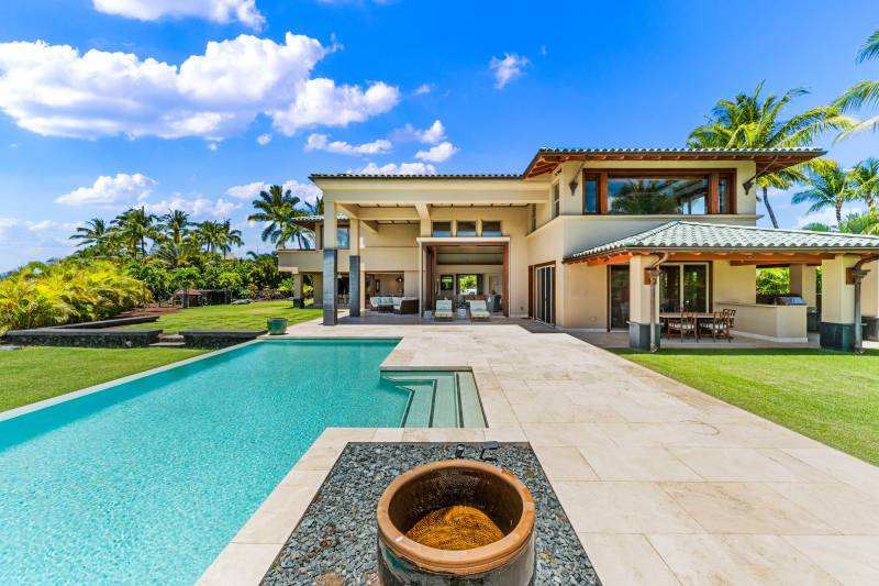 large big island home for sale