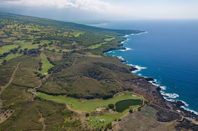 luxury oceanfront community hokulia big island