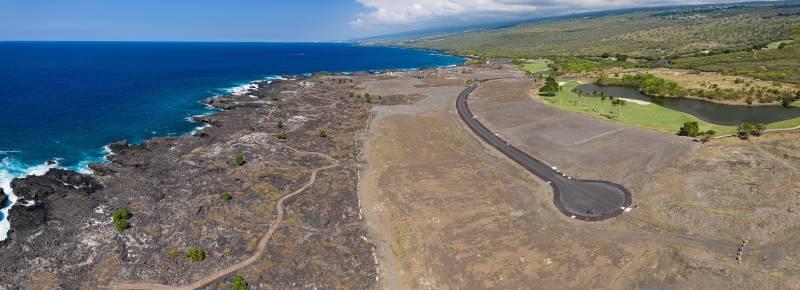 oceanfront golf course hokulia
