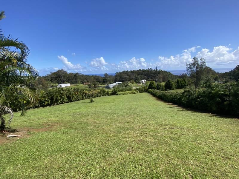 one acre on the hamakua coast big island
