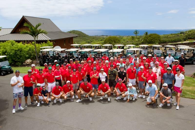 aloha golf classic at the club at hokulia
