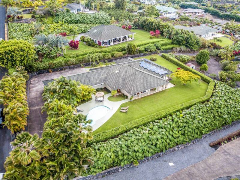 just sold on the big island