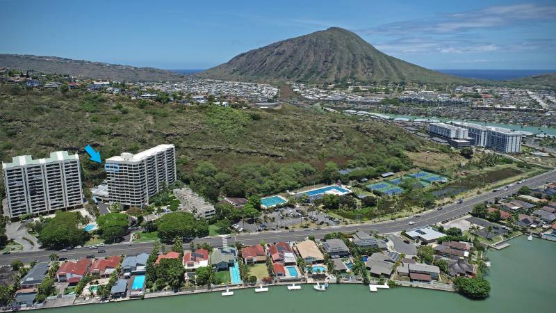 plaza at hawaii kai condo for sale