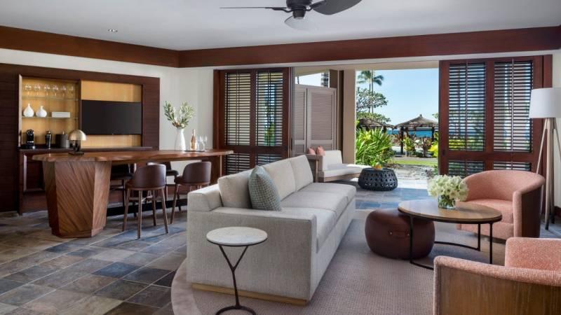 hualalai guest room renovations
