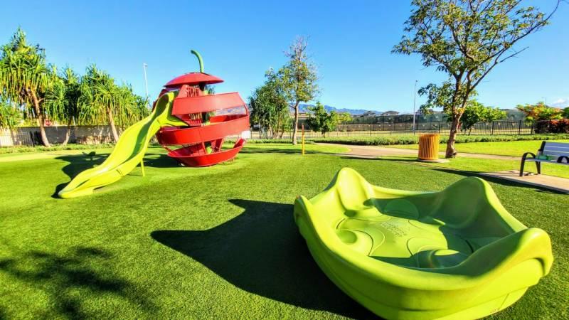 park at hoopili oahu