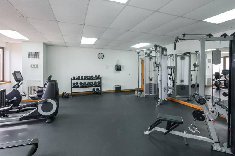 condo community gym