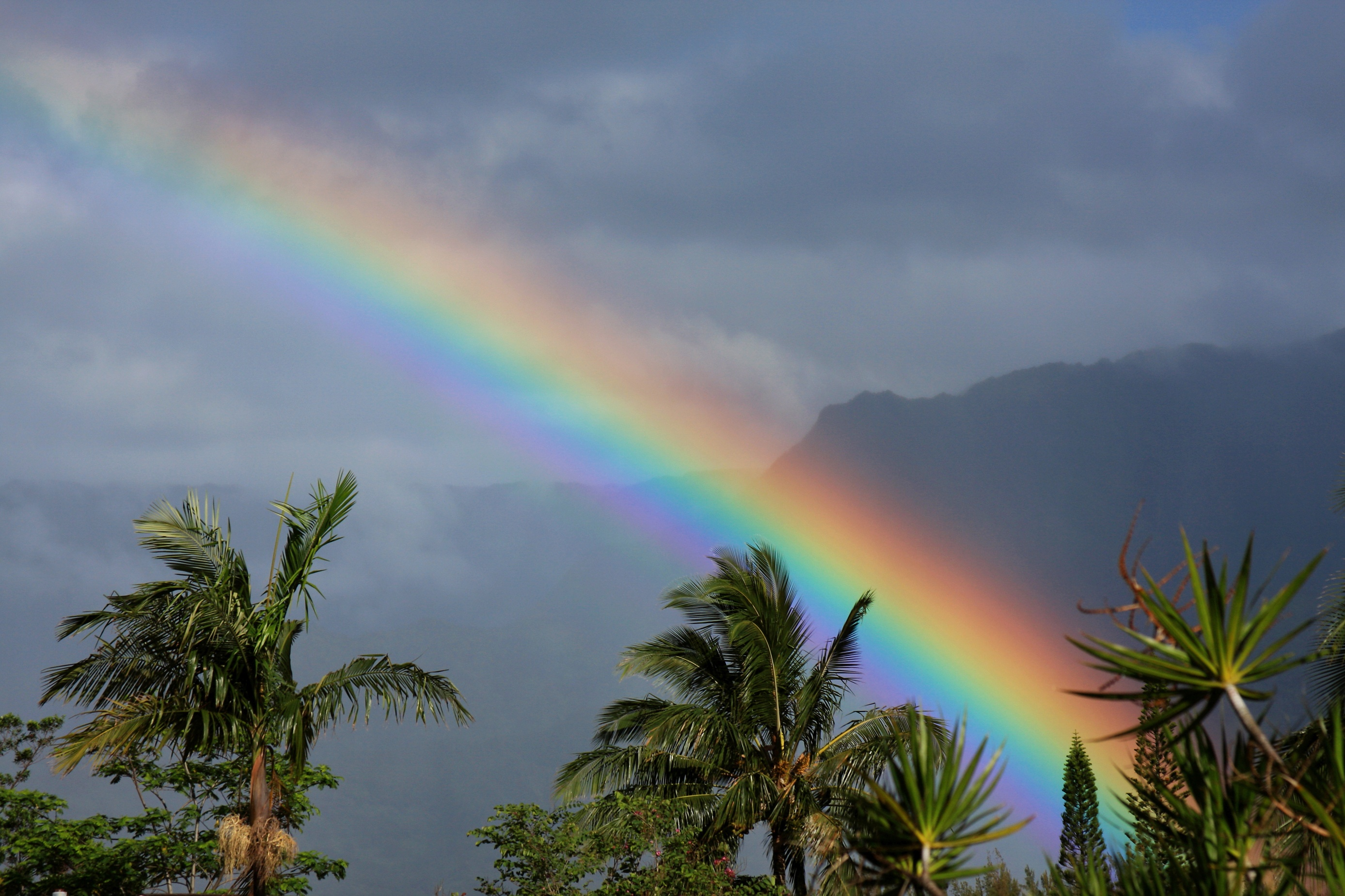 kauai rainbow