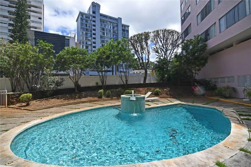 terrazza pool