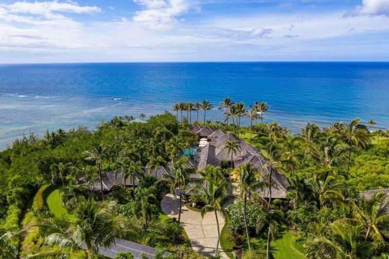 luxury estate on kauai