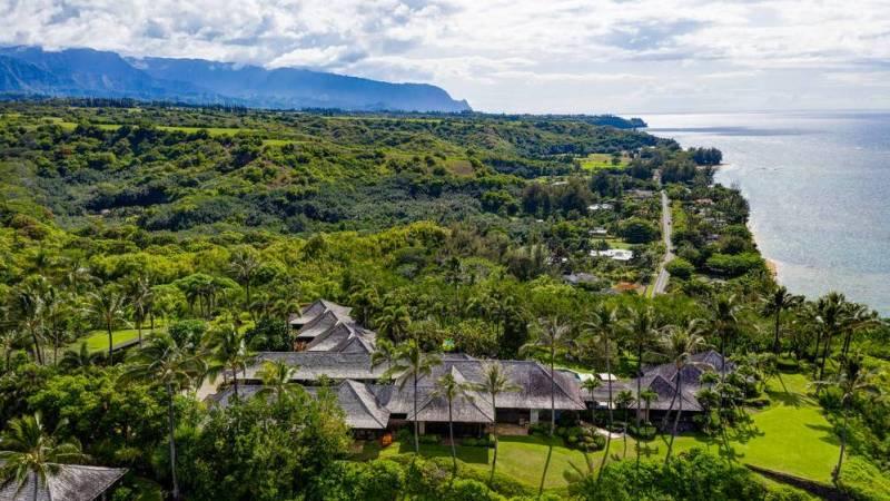 luxury estate north shore kauai
