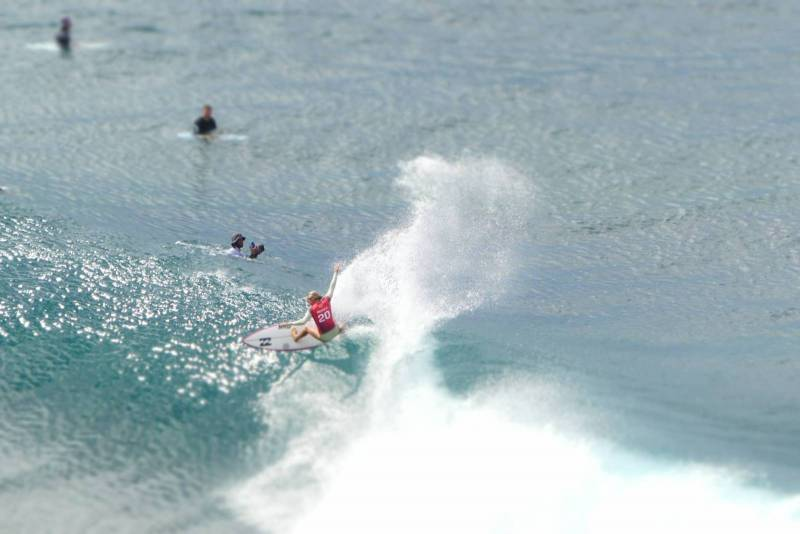 olympic surfing competition