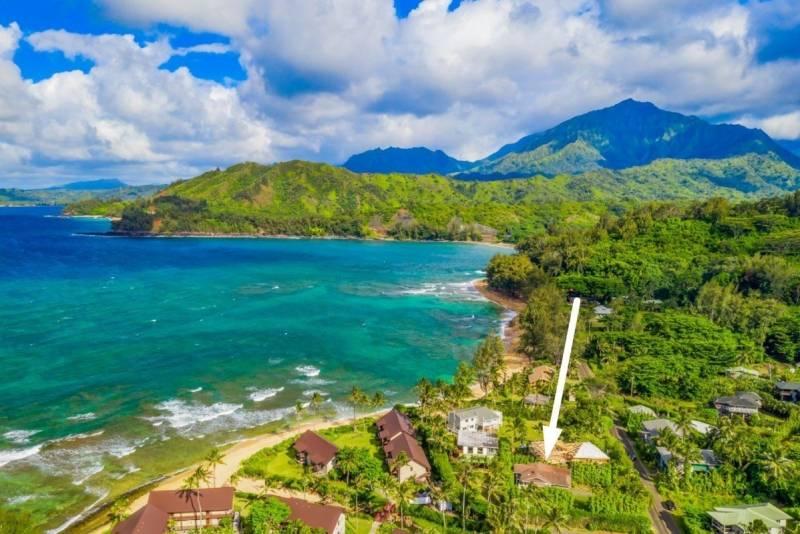 kauai home for sale near the ocean