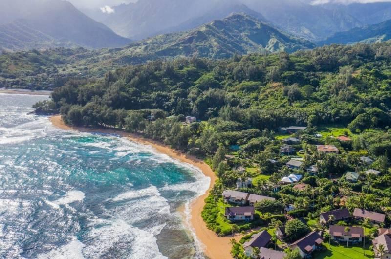 beachfront community on kauai