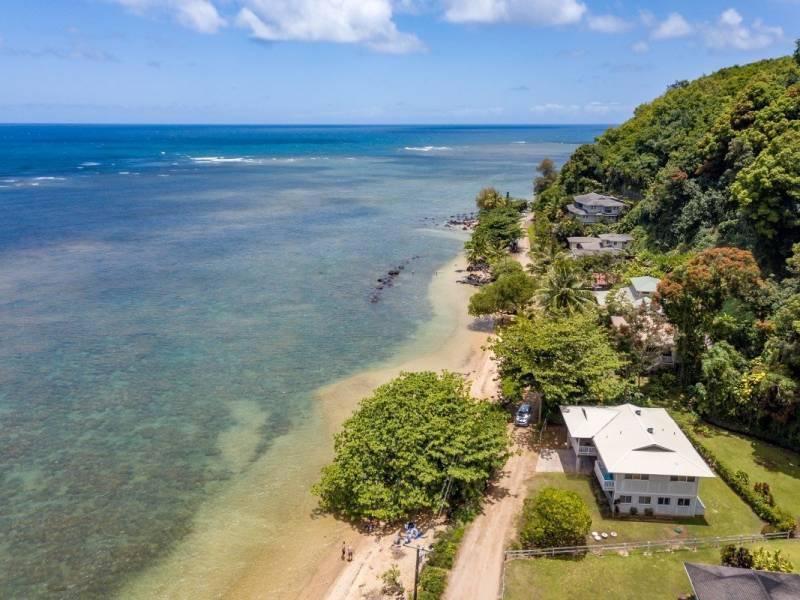 beachfront living on kauai