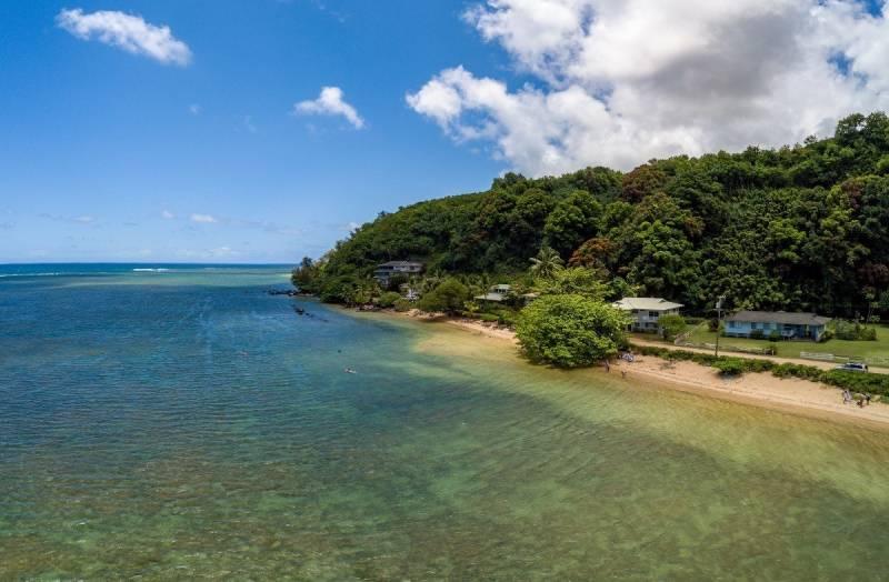 beachfront kauai vacation rental