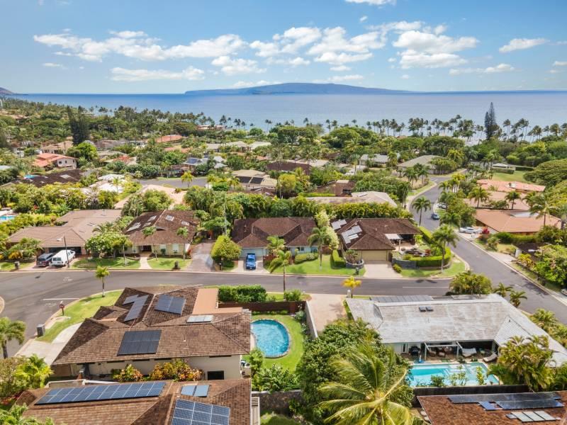 views from wailea kai homes for sale on maui