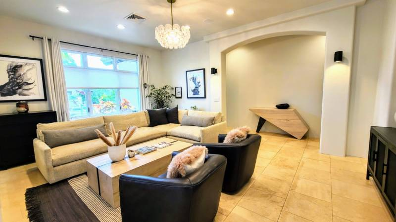 interior oahu new home for sale