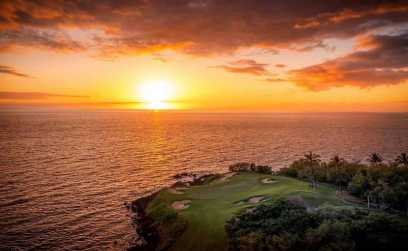 mauna kea golf course big island