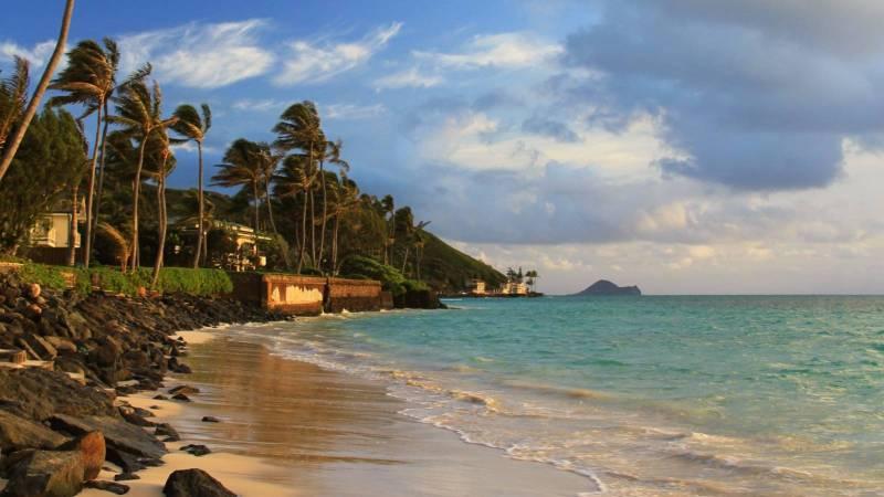 beachfront home in hawaii