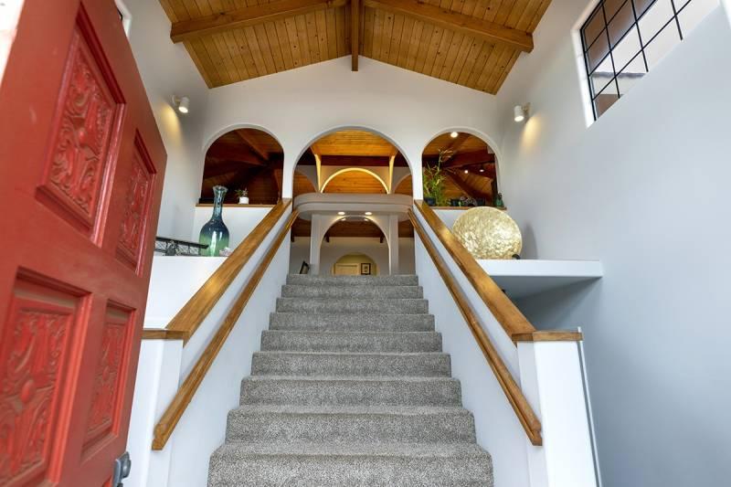 interior home staircase
