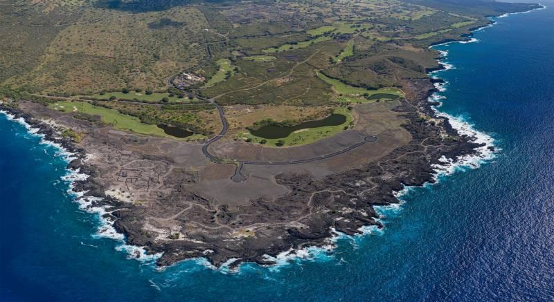 oceanfront luxury community on the big island