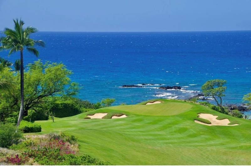 mauna kea fairways golf course