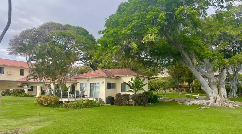 vacation rental cottage maui puamana