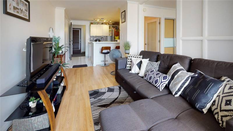 living room in honolulu oahu condo for sale