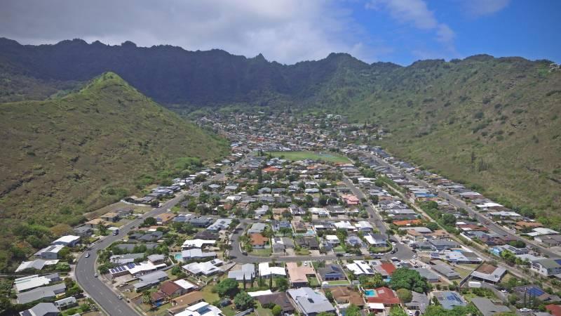 Upper Hahaione in Hawaii Kai
