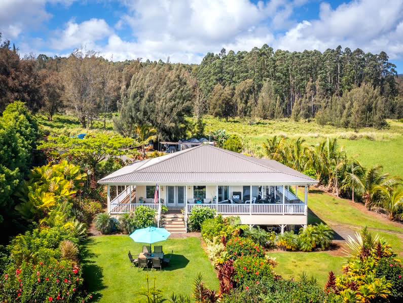 hawaii island home for sale