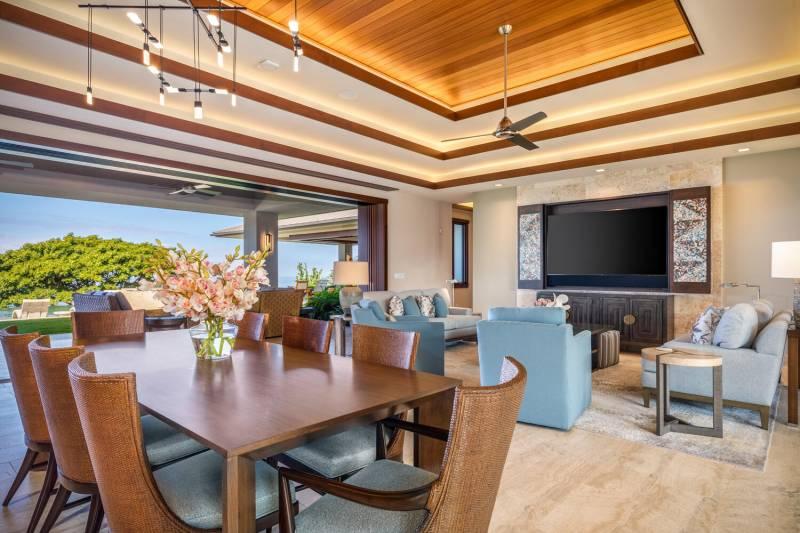 hokulia luxury homes big island