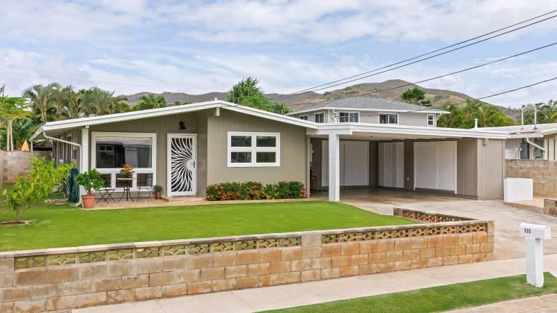 kailua oahu home for sale