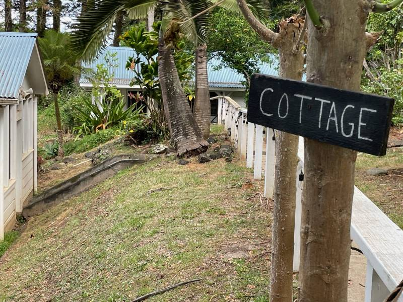 Cottages at Hawi Plantation House