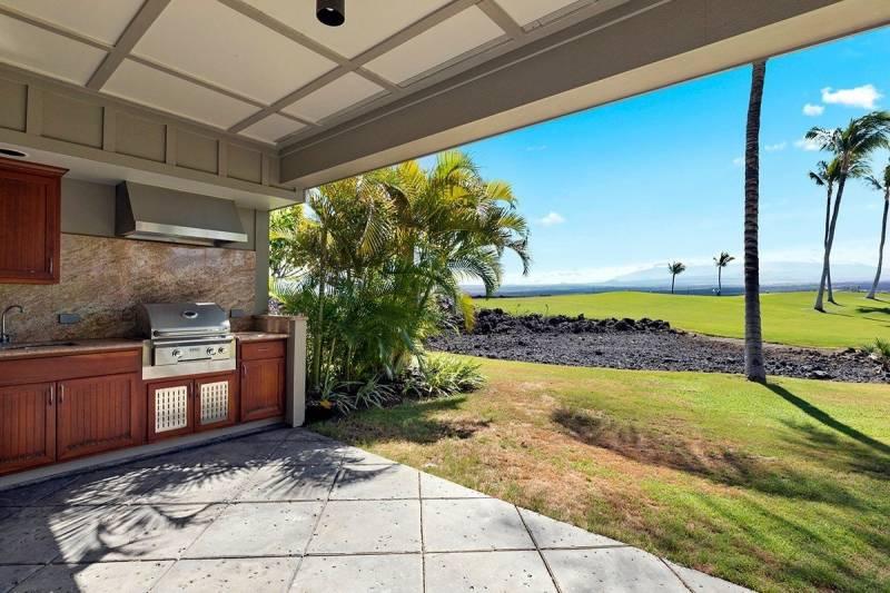 View from Mauna Lani Golf Villas