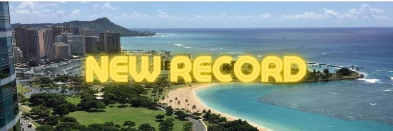 new record housing prices on oahu