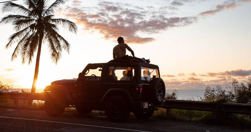 Best car for the Big Island